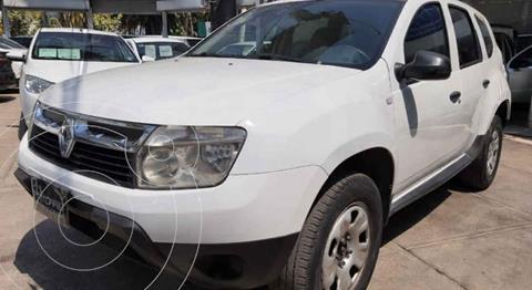 Renault Duster Expression  usado (2013) color Blanco precio $129,000