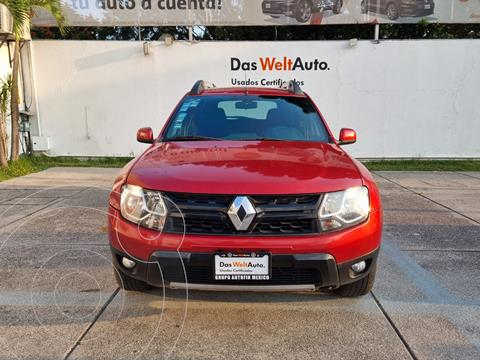 Renault Duster Dynamique usado (2017) color Rojo precio $214,900