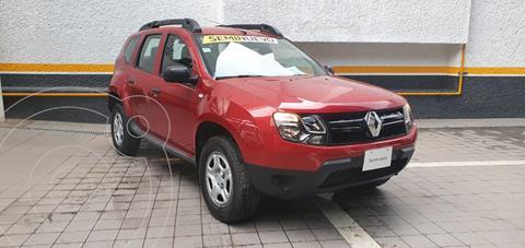 Renault Duster Zen usado (2020) color Rojo precio $240,000