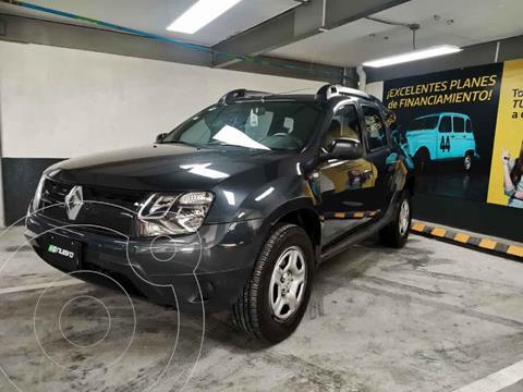Renault Duster Zen Aut usado (2018) color Gris precio $207,000