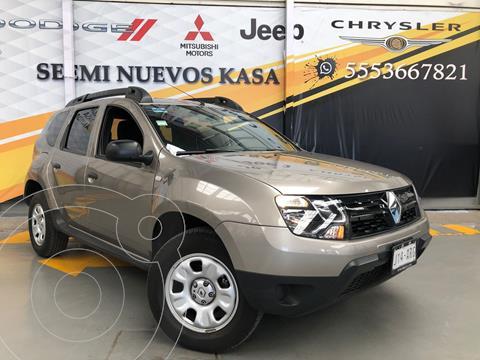 Renault Duster Zen usado (2018) color Plata Dorado precio $210,000