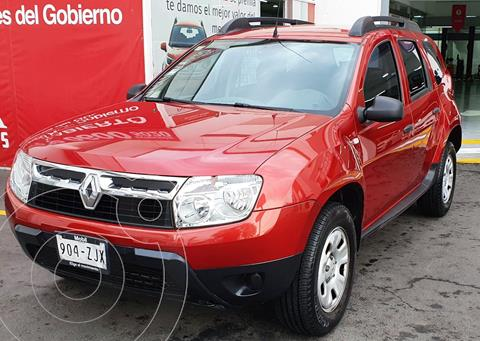 Renault Duster Expression Aut usado (2014) color Rojo Fuego precio $160,000