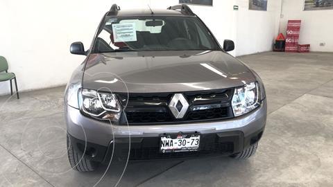 Renault Duster Zen usado (2020) color Gris Estrella financiado en mensualidades(enganche $63,902 mensualidades desde $5,233)