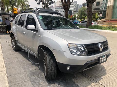 Renault Duster Intens Aut  usado (2020) color Plata precio $310,000