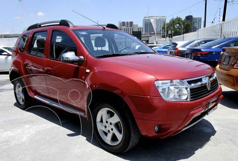 Renault Duster Dynamique Aut usado (2013) color Rojo precio $145,990