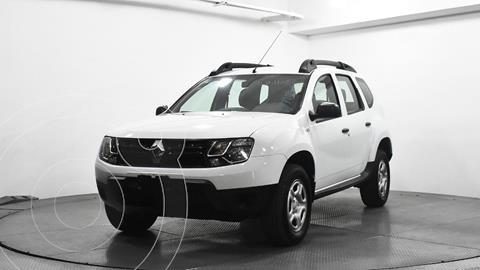 Renault Duster Zen Aut usado (2020) color Blanco precio $242,000