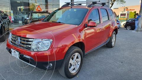 Renault Duster Dynamique Aut usado (2016) color Rojo Fuego precio $178,000