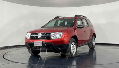 Renault Duster Expression Aut usado (2014) color Rojo precio $154,999