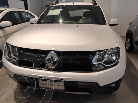 Renault Duster Dynamique usado (2017) color Blanco precio $210,000