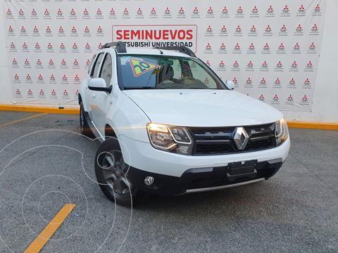 Renault Duster Intens Aut  usado (2020) color Blanco Glaciar precio $285,000