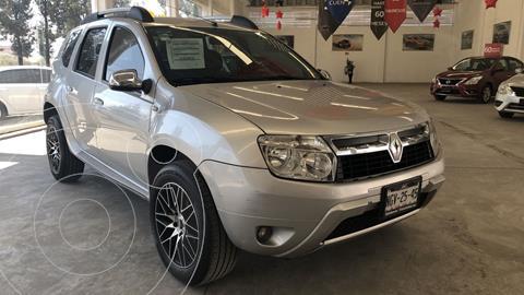 Renault Duster Dynamique Aut Pack usado (2013) color Gris Estrella financiado en mensualidades(enganche $31,725 mensualidades desde $4,346)