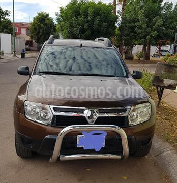 Renault Duster Expression Aut usado (2014) color Bronce Castano precio $130,000