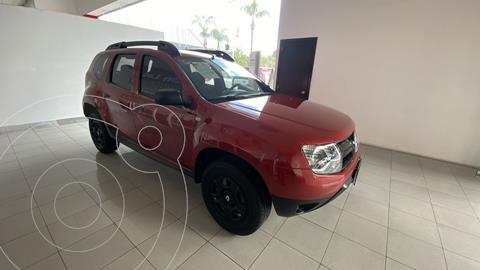 Renault Duster Zen usado (2019) color Rojo financiado en mensualidades(enganche $39,300 mensualidades desde $5,983)