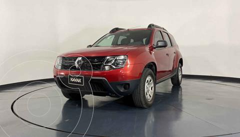 Renault Duster Expression Aut usado (2017) color Rojo precio $189,999