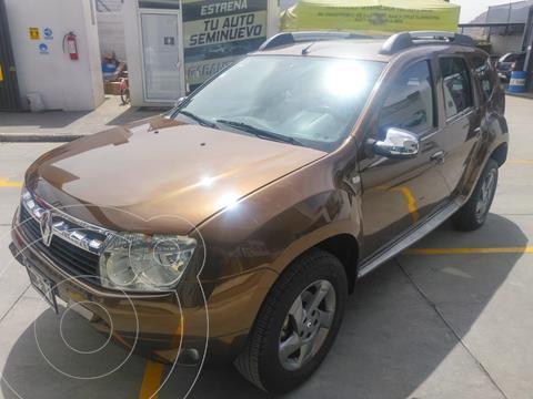 Renault Duster Dynamique Aut Pack usado (2014) color Bronce Castano precio $158,000