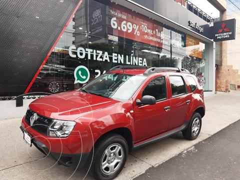 Renault Duster Zen usado (2018) color Rojo precio $207,000