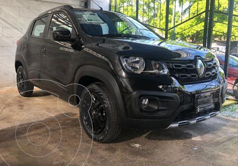 Renault Duster ICONIC TM usado (2020) color Negro precio $190,000