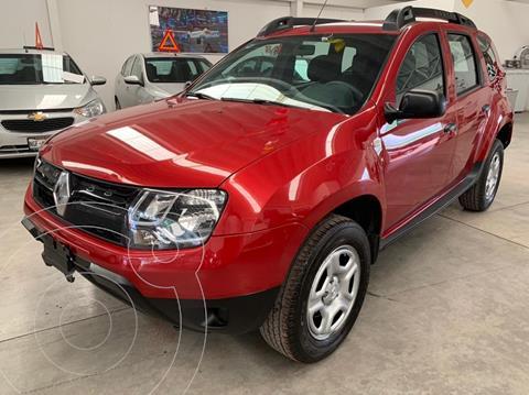Renault Duster Zen Aut usado (2019) color Rojo Fuego precio $230,000