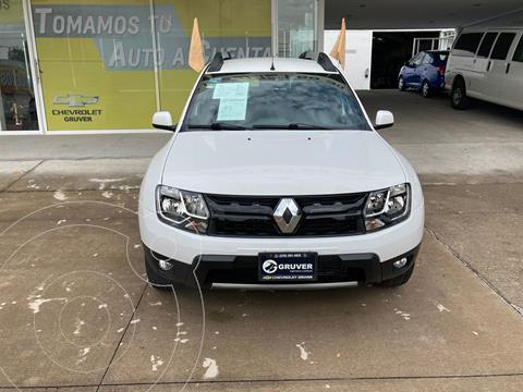 Renault Duster Dynamique usado (2017) color Blanco precio $215,000