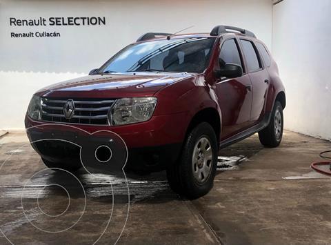 Renault Duster Expresion TM usado (2015) color Rojo Fuego precio $160,000