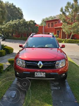 Renault Duster Dynamique usado (2017) color Rojo precio $179,500