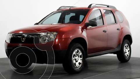 Renault Duster Expression usado (2014) color Rojo precio $118,000