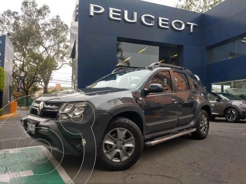 Renault Duster Intens usado (2018) color Gris precio $219,900