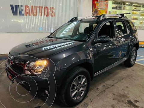 Renault Duster Intens Aut usado (2018) color Gris precio $198,000