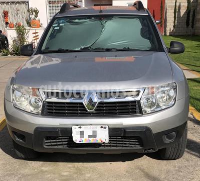 Renault Duster Expression  usado (2014) color Plata precio $130,000