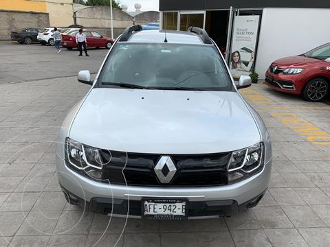 Renault Duster 5 pts. Intens, TM6, a/ac., VE, MP3, GPS, f.niebl usado (2019) color Gris Estrella precio $264,000