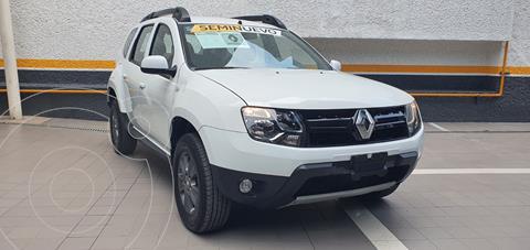 Renault Duster Intens Aut  usado (2020) color Blanco Glaciar precio $300,000