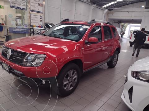 Renault Duster Expression usado (2017) color Rojo precio $189,000