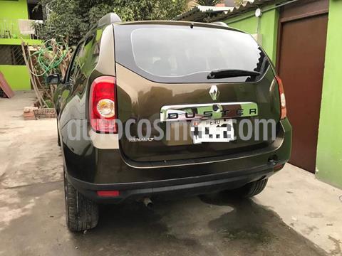 Renault Duster  1.6L Expression 4x2  usado (2015) color Verde Amazonia precio u$s11,000