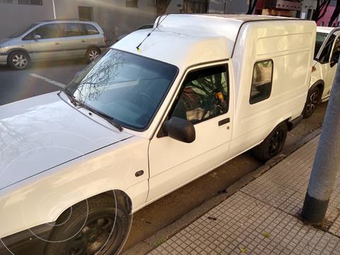 Renault Express RL DSL usado (2001) color Blanco precio $450.000