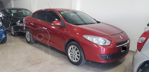 Renault Fluence Privilege usado (2012) color Rojo precio $1.050.000