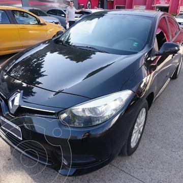 Renault Fluence Dynamique 1.6 usado (2015) color Negro precio $1.400.000