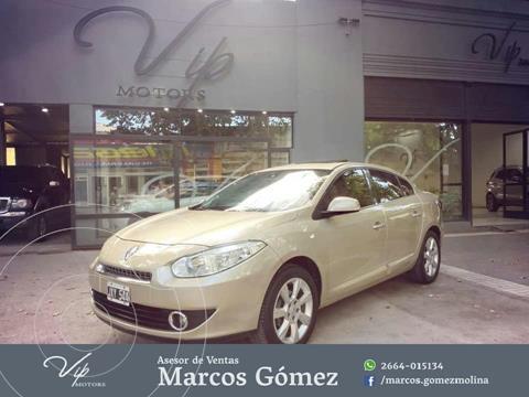 Renault Fluence Privilege Aut usado (2011) color Dorado precio $940.000