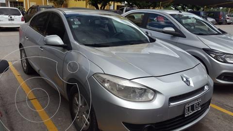 Renault Fluence Luxe 2.0 usado (2014) color Plata precio $1.100.000