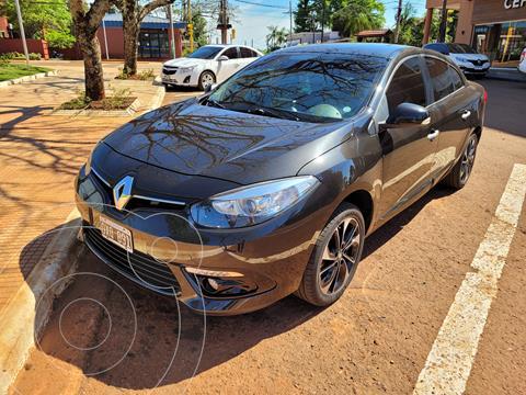 Renault Fluence Luxe 2.0 usado (2015) color Negro Amatista precio $1.400.000