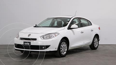 Renault Fluence Luxe usado (2013) color Blanco Glaciar precio $1.010.000