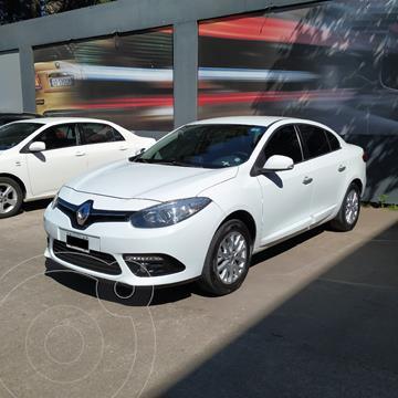 Renault Fluence Luxe 2.0 usado (2015) color Blanco precio $1.500.000