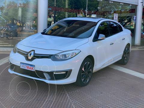 Renault Fluence GT  usado (2016) color Blanco financiado en cuotas(anticipo $1.340.000)