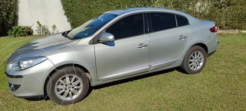 Renault Fluence Luxe usado (2013) color Gris precio $1.200.000