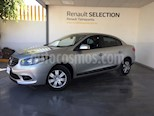 Foto venta Auto Seminuevo Renault Fluence Authentique (2014) color Plata precio $145,000
