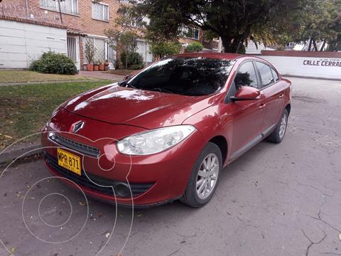 Renault Fluence Confort usado (2012) color Rojo precio $29.900.000