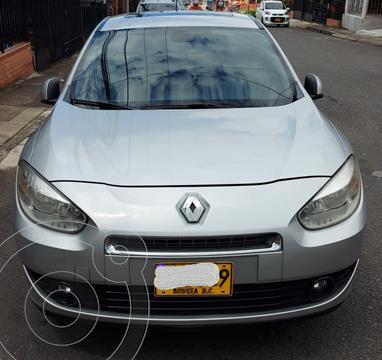 Renault Fluence Privilege Cuero usado (2012) color Gris precio $26.500.000