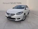 Foto venta Auto usado Renault Fluence Dynamique CVT (2014) color Blanco precio $145,200
