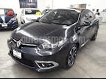 Foto venta Auto usado Renault Fluence Dynamique CVT (2017) color Gris precio $195,000