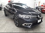 Foto venta Auto usado Renault Fluence Dynamique CVT (2017) color Gris Tormenta precio $195,000