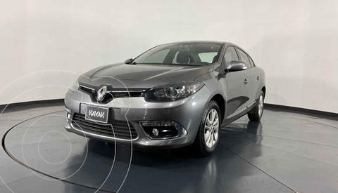 Renault Fluence Expression CVT usado (2017) color Gris precio $182,999